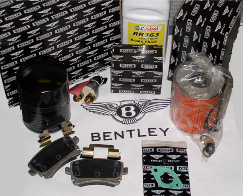 We use Crewe Genuine Parts